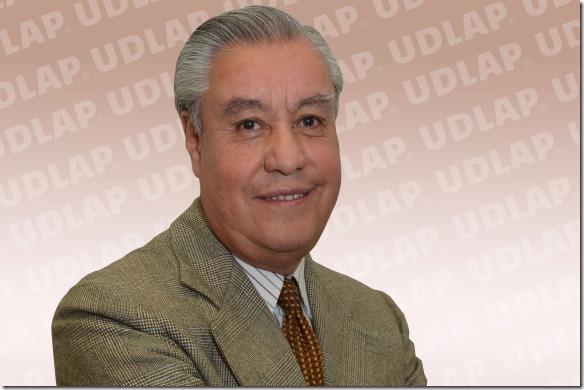 dr Raul Valdez UDLAP