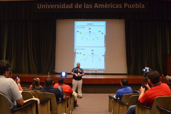 El futbol americano en México se fortalece: AFCAM
