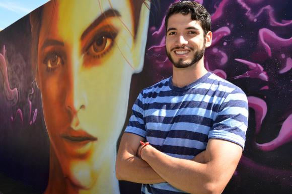 """""""El street art es la incorporación de la vieja escuela en lo académico"""" Alumno UDLAP"""