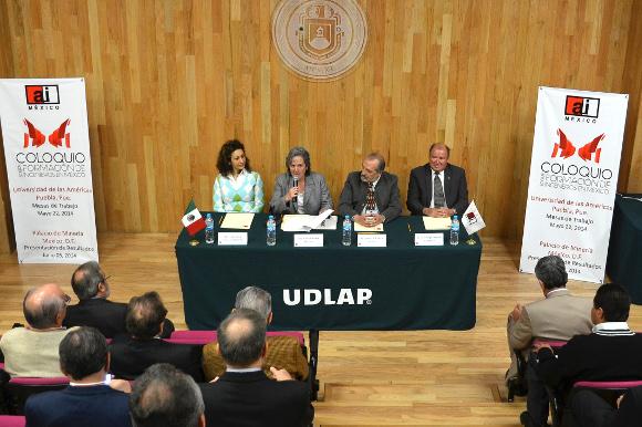 UDLAP sede del Coloquio sobre Formación de Ingenieros en México