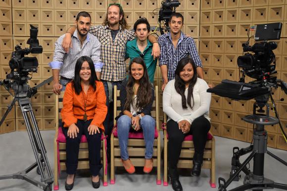 Alumnos UDLAP finalistas del Sexto Rally Universitario GIFF