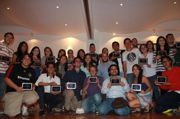 -Galería – Entrega de reconocimientos a Organizaciones Estudiantiles