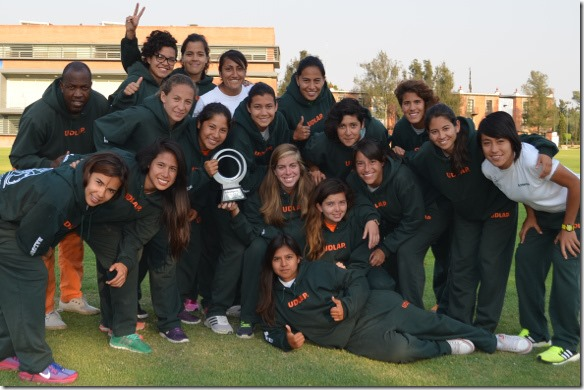 Aztecas de soccer irán por el tricampeonato en la LMF