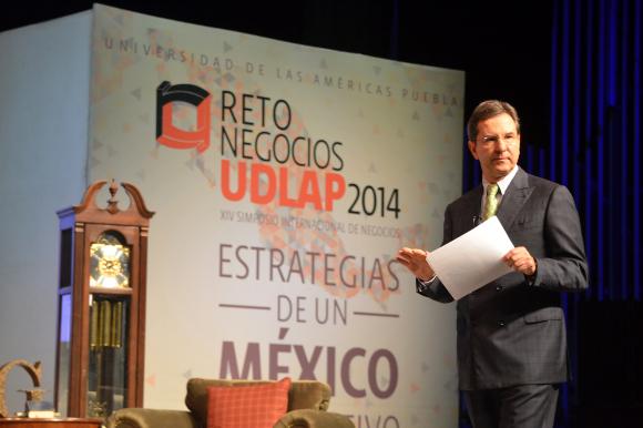Conferencias de Reto Negocios 2014