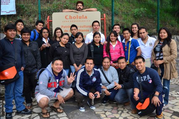 -Galería – De viaje a Cholula y Tonantzintla