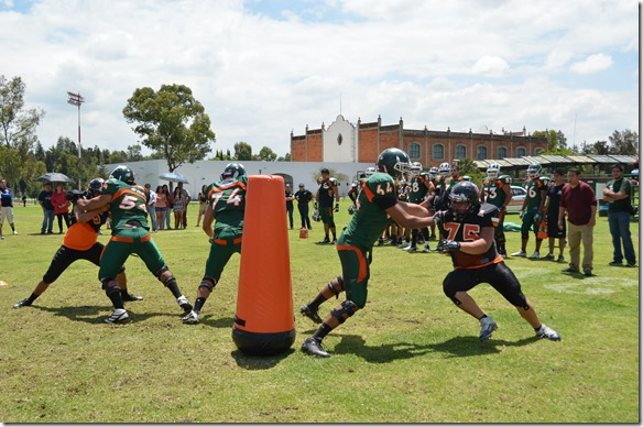 17 refuerzos tendrá Aztecas UDLAP para la temporada 2014