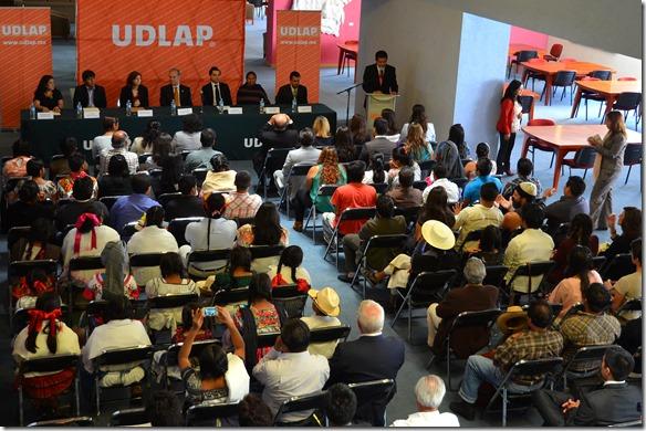 Listos líderes promotores del desarrollo comunitario