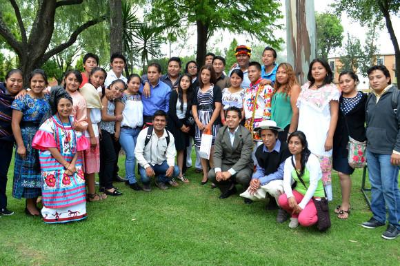 Programa de Liderazgo para Jóvenes Indígenas UDLAP 2014