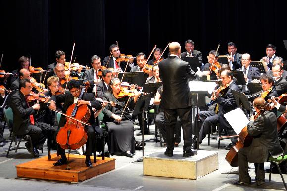 Músicos de la UDLAP y Orquesta del Conservatorio emocionan al público poblano