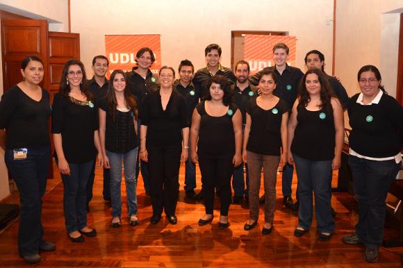 Inicia el Segundo Encuentro Coral UDLAP 2014
