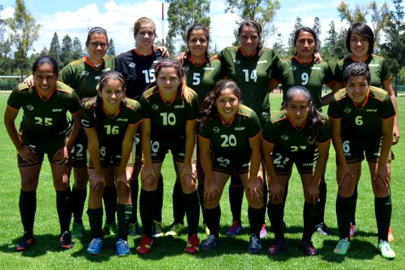 Aztecas de soccer superan su primera prueba en la LMF