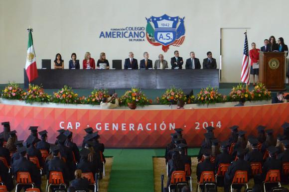 Colegio Americano de Puebla – Generación 2014