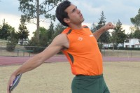 El 4to. mejor lanzador de México es atleta Azteca