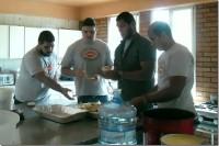 Aztecas UDLAP ayudan al albergue del Hospital del Niño Poblano