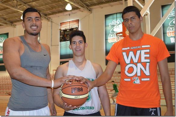 basquetbol udlap