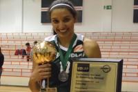 Azteca luchará por estar en la selección mexicana de baloncesto