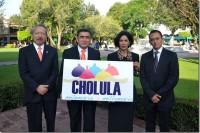 Cholula es una ciudad de conocimiento