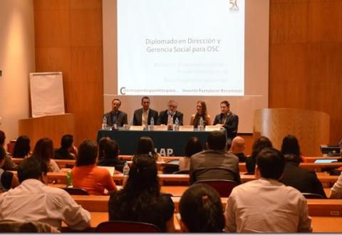 Inicia el Diplomado en Dirección y Gerencia Social en la UDLAP