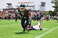 Aztecas en su último partido de preparación venció a USA Patriots