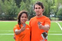 Aztecas comienzan la temporada con plata y bronce en el atletismo