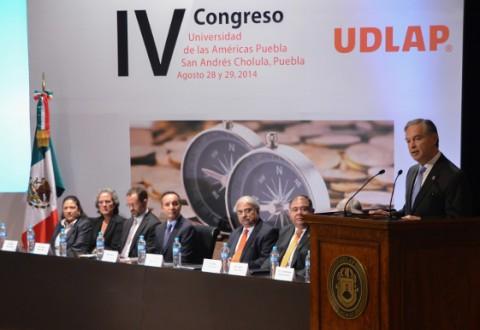 Inicia en la UDLAP el Congreso de Investigación Financiera IMEF