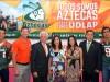La Tribu Verde presentó a sus Aztecas para la campaña 2014 de la CONADEIP