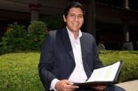 Estudiante de la UDLAP realiza pasantía en Organismo Internacional
