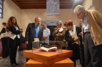 Presenta Biblioteca Franciscana exposición «Marcas tipográficas»