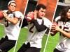 Los  Quarterbacks Aztecas: Creados para el ataque