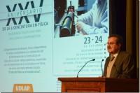 Licenciatura en Física de la UDLAP celebra su Vigésimo Quinto Aniversario