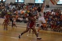 Los Aztecas UDLAP le cortaron las alas al baloncesto de la UPAEP
