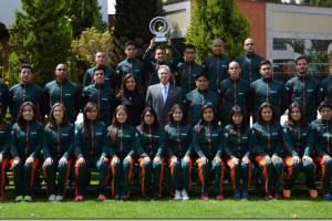 ¡Aztecas UDLAP bicampeones nacionales de tae kwon do!