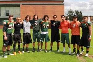 Linebackers Aztecas: Siempre alertas, siempre fuertes