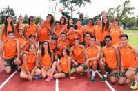Atletismo Azteca hizo el 1, 2 y 3 del Circuito Poblano