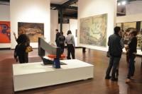 Inauguración de la exposición «La Ruptura y sus antecedentes»