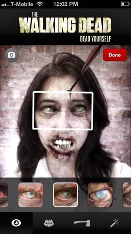 walking dead app 2