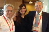 Egresada de la UDLAP  expone en  Congreso Mundial de Hematología