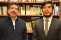 Estudiante y académico de la UDLAP dieron ponencia en Costa Rica