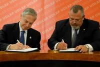 UDLAP  y Hospital Ángeles Puebla signan convenio