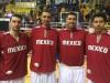 Cuatro Aztecas pre seleccionados para la Universiada de baloncesto