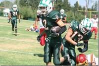 Aztecas juveniles van por el título de la FADEMAC