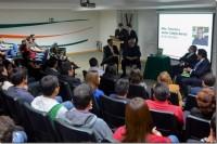 Catedrático UDLAP presenta libro de Contabilidad administrativa