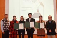 Ganadores del cuarto concurso de ensayo estudiantil – Galería –