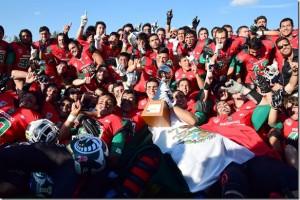 México se lleva el Tazón de las Estrellas 2014