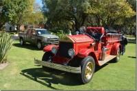 Automóviles antiguos sólo en la UDLAP