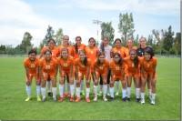 Aztecas de futbol femenil por el título de la LMF