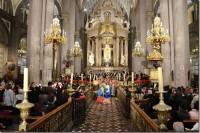 UDLAP presenta emotivo concierto navideño en Catedral de Puebla