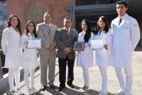Estudiantes de la UDLAP obtienen 2° lugar en concurso internacional