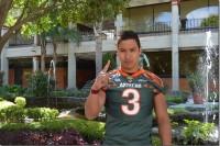 Ex Aztecas jugarán el American Bowl
