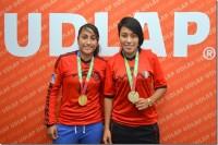 Orgullos Aztecas: Stephany y Liliana